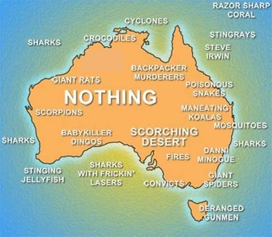 The World's (Funny As Hell) Perceptions About Australia!