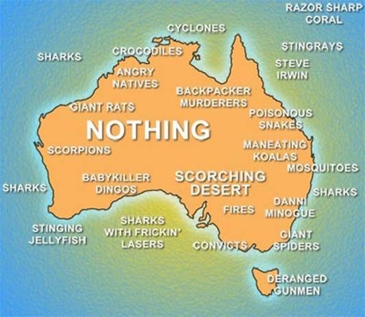 The World\'s (Funny As Hell) Perceptions About Australia!