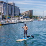 Paddle Boarding in Tacoma
