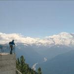 Tacoma and Mt Rainier